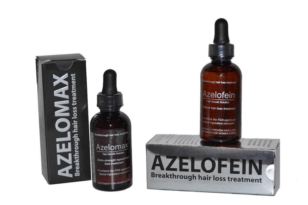 Азеломакс и Азелофеин купить в Казани